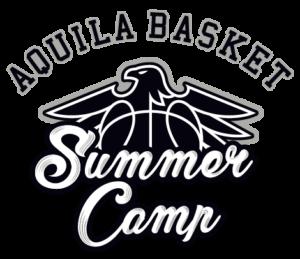 logo summer camp aquila basket trento